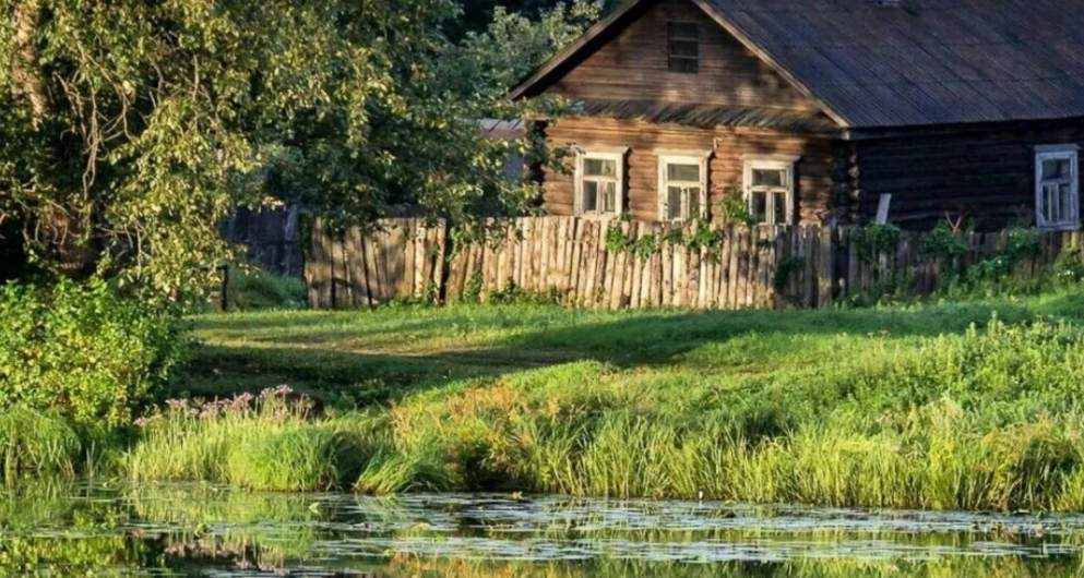 Раздельный сбор мусора уже давно практиковался в сельской местности России.